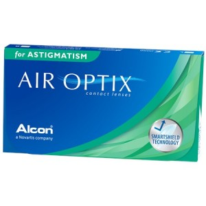 Air Optix for Astigmatism (3) ~Alcon~