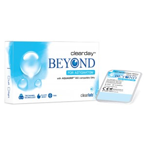 ClearDay BEYOND For Astigmatism ~Clearlab~