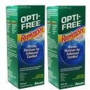 2X OPTI FREE Replenish 300ml