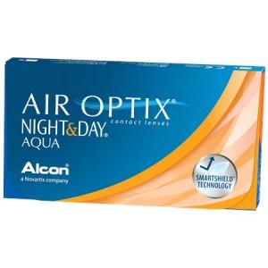 Air Optix Night&Day (3)  ~Ciba Vision~