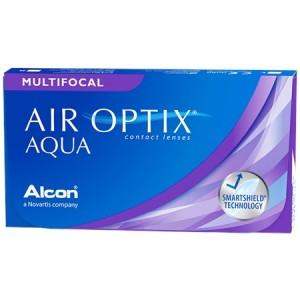 Air Optix Aqua MULTIFOCAL (3)  ~Ciba Vision~