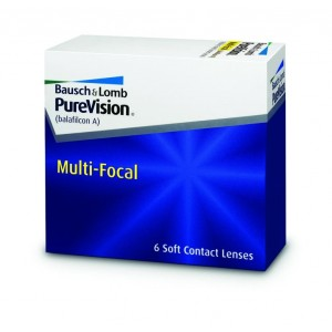 Pure Vision Multi-Focal  ~Bausch & Lomb~