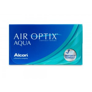 Air Optix Aqua (6) ~Alcon~